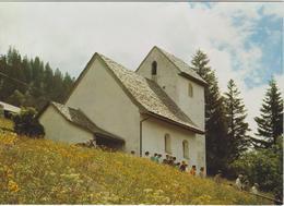 AKFL Liechtenstein Chapel St. Theodul Masescha - Triesenberg - Liechtenstein