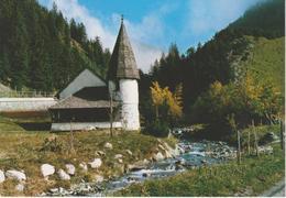 AKFL Liechtenstein Chapel Steg At Samina Valley - Liechtenstein