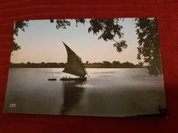 KHARTOUM, SUNSET ON BLUE NILE - Sudan