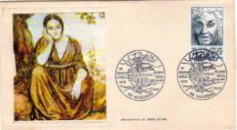 France Fdc Thiaude Yv:1986 Mi:2071 Marie Noël Ecrivain Auxerre 11-2-78 - 1970-1979