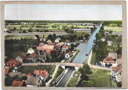 DEPT 67 - En Avion Au Dessus De................ SUNDHOUSE - Le Faubourg Et Le Pont Du Canal - DELC5/ENCH - - France
