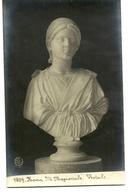 ROMA ESCULTURA VESTALE - Sculptures