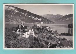 Old Post Card Of Spiez, Berne, Switzerland,R61. - BE Berne