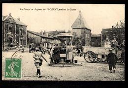 51 FLORENT Pendant La Guerre - La Guerre En Argonne - Autres Communes