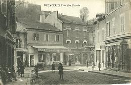 12  DECAZEVILLE - RUE CAYRADE (ref 2515) - Decazeville