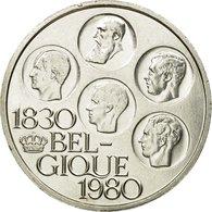 Monnaie, Belgique, 500 Francs, 500 Frank, 1980, Bruxelles,SUP,Silver Clad,KM 161 - 1951-1993: Baudouin I