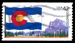 Etats-Unis / United States (Scott No.4280 - Drapeaux Des états Americains / State Flags) (o) - United States