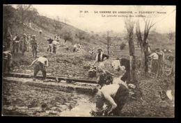 51 FLORENT - La Grande Toilette Des Soldats - La Guerre En Argonne - Otros Municipios