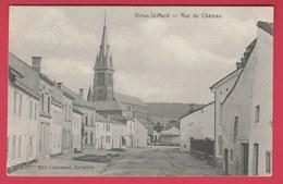 Saint-Mard - Rue Du Château - 1907  ( Voir Verso ) - Virton