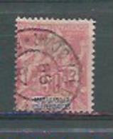 MADAGASCAR   Yvert   N° 38 Oblitéré - Madagascar (1889-1960)