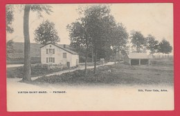 Saint-Mard - Paysage -1908 ( Voir Verso ) - Virton