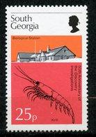 Géorgie Du Sud, 1976, Yvert 55, Scott 47, MNH - Géorgie Du Sud