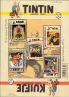Belgium BL 242**  Tintin  Année 2016 - Blocs 1962-....