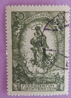 LIECHTENSTEIN ANNEE 1920 MI 40 OBLITERE - Gebruikt