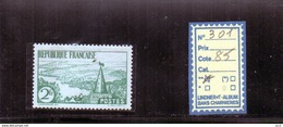 FRANCE  LUXE** N°301 - France