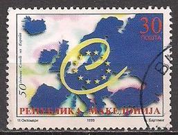Mazedonien  (1999)  Mi.Nr.  161  Gest. / Used  (4ab14) - Mazedonien
