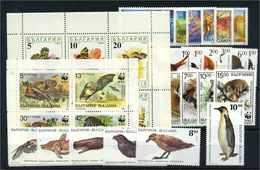 BULGARIEN Lot Auf Steckkarte Postfrisch (103265) - Bulgarien