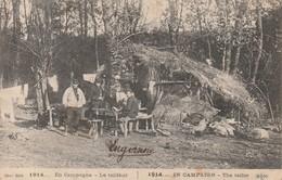 Rare Cpa En Campagne La Cabane Du Tailleur - 1914-18