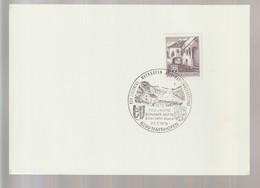 P 361) Österreich 1979 SSt MAYRHOFEN: 100 Jahre Berliner Hütte, Zillertal Wappen - Bergsteigen
