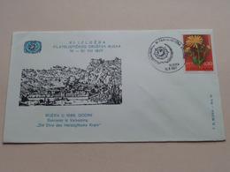 RIJEKA U 1689. GODINI : Stamp RIJEKA 16 8 1967 ( See/voir Photo ) FD Rijeke Broj 19 ! - Croatie
