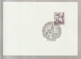P 356) Österreich 1980 SSt Kronstorf: Heimat Von Dr. Rudolf Kirchschläger Wappen - Celebrità