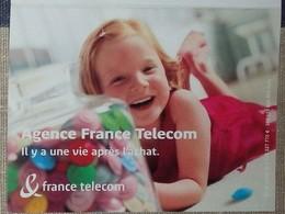 Petit Calendrier De Poche 2002 France Telecom Calvados - Petit Format : 2001-...
