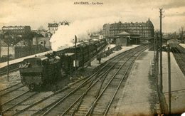 ASNIERES(GARE) TRAIN - Asnieres Sur Seine