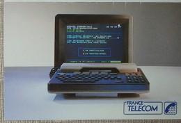 Petit Calendrier De Poche 1988 France Telecom Minitel - Calendriers