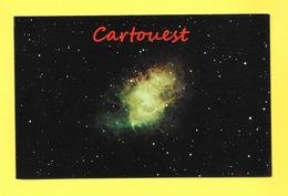CRAB NEBULA  ( Palomar Obsevatory ) - Astronomy