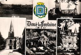 DOUE LA FONTAINE -49- - Doue La Fontaine