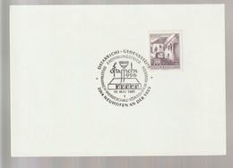 P 335) Österreich 1980 SSt Neuhofen OSTARRICHI-Gedenkstätte (Geschichte) 996 - Geschiedenis