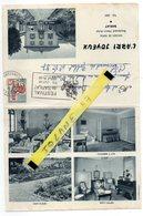 CARTE LETTRE   24      SARLAT   1967   -   MAISON DE REPOS  L ABRI JOYEUX - Supplies And Equipment