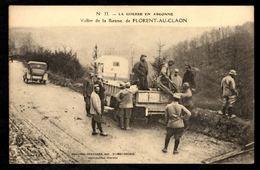 51 FLORENT AU CLAON - Vallée De BIESNE - La Guerre En Argonne - France