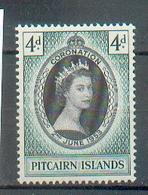 A 211 - PITCAIRN Islds - YT 19 ** - Stamps