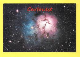 TRIFID NEBULA  ( M20 NGC 6514 ) In Sagittarius - Astronomy