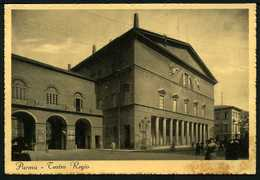 Parma - Teatro Regio - Non Viaggiata 1940 Circa - Rif. Fg182 - Parma