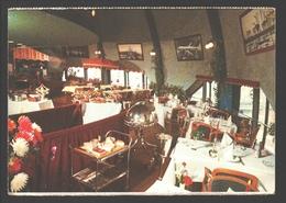 Bruxelles / Brussel - Restaurant De L'Atomium - Sa Vue Panoramique Unique à 100 M. D'altitude - Cafés, Hôtels, Restaurants
