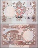 Pakistan 1 Rupee 1983  UNC - Pakistan