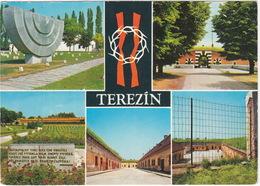 Theresienstadt - Památnik Terezin: Memorial / Mahnmal Terezin / Le Monument De Terezin - Tsjechië