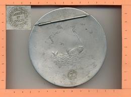 Pêche / Boîte Ancienne Mouilleuse / St Etienne (MANUFRANCE) - Pêche