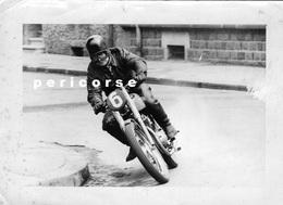 18  Bourges  Course De Côte Motos   (photo R. Langeron  ) - Bourges