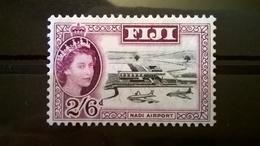 FRANCOBOLLI STAMPS FIJI 1938 MNH** SERIE QUEEN ELIZABETH LOCAL MOTIVES - Fiji (1970-...)