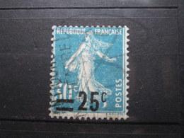 VEND TIMBRE DE FRANCE N° 217 , SURCHARGE DECALEE !!! - Variedades Y Curiosidades