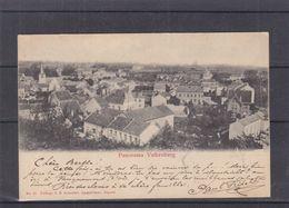 Pays Bas - Carte Postale De 1902 - Oblit Valkenberg - Exp Vers Liège - Panorama Valkenberg - Brieven En Documenten