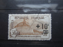 VEND TIMBRE DE FRANCE N° 167a , NEUF AVEC CHARNIERE !!! - Unused Stamps