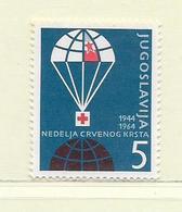 YOUGOSLAVIE  ( EU-195 )  1965  N° YVERT ET TELLIER  N° 53   N** - Wohlfahrtsmarken