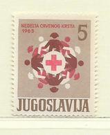 YOUGOSLAVIE  ( EU-196 )  1965  N° YVERT ET TELLIER  N° 54   N** - Wohlfahrtsmarken