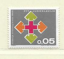 YOUGOSLAVIE  ( EU-197 )  1966  N° YVERT ET TELLIER  N° 55   N** - Wohlfahrtsmarken