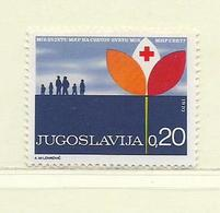 YOUGOSLAVIE  ( EU- 201 )  1970  N° YVERT ET TELLIER  N° 59   N** - Wohlfahrtsmarken