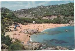 Costa Brava, Blanes, Cala San Francisco, St. Francis Small Bay, Spain, 1962 Used Postcard [22074] - Gerona